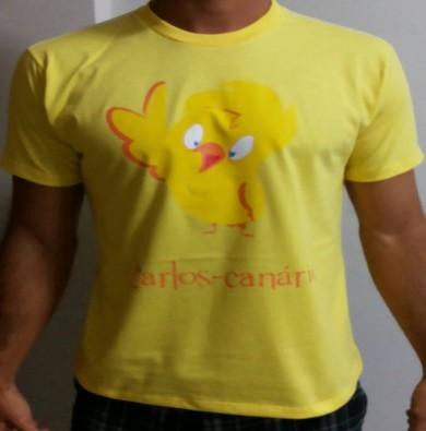 Produto - Camisa Carlos Canário