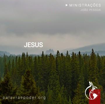 Imagem da ministração - Jesus