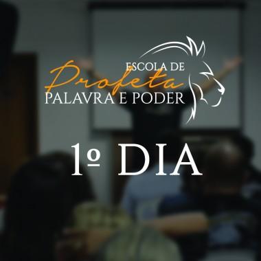 Album - Escola de Profeta - 1º Dia