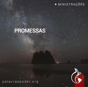Imagem da ministração - Promessas
