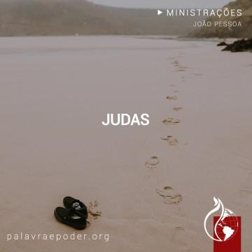 Imagem da ministração - Judas