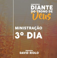 Imagem da ministração - Seminário