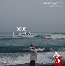 Imagem da ministração - Deus te chama
