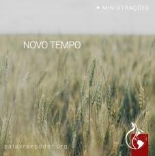 Imagem da ministração - Novo Tempo