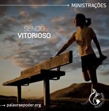 Imagem da ministração - Sendo Vitorioso
