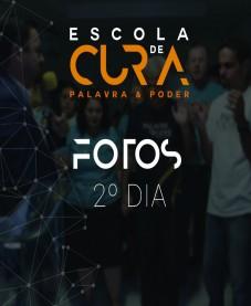 Album - Escola de Cura - 2º Dia