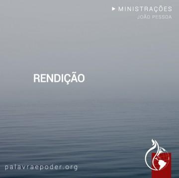 Imagem da ministração - Rendição