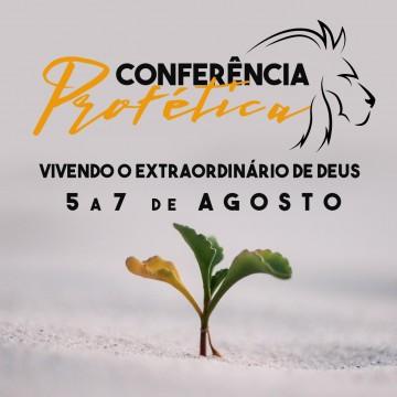 Notícia - Conferência Profética