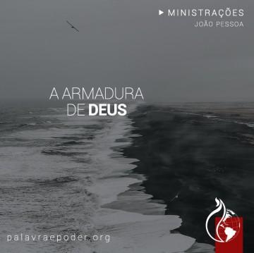 Imagem da ministração - A Armadura de Deus