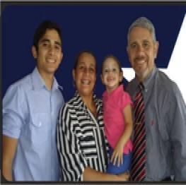 Missão - Chile - Família Moreira Franco