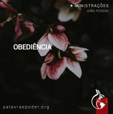 Imagem da ministração - Obediência