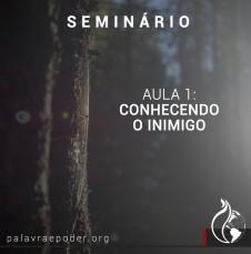 Imagem da ministração - Seminário - Aula 1