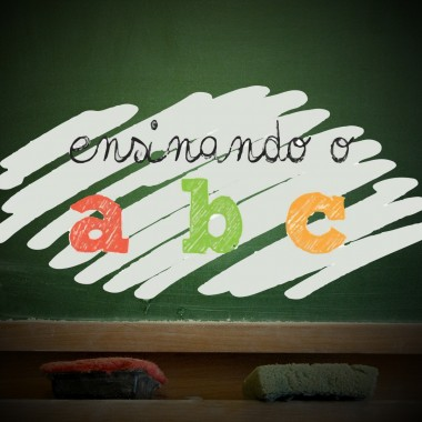 Album - Ensinando o ABC - Fim de bimestre
