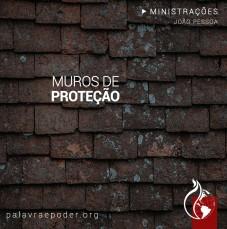 Imagem da ministração - muros de proteção