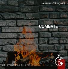 Imagem da ministração - Combate