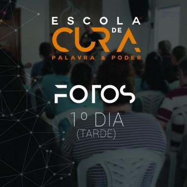 Album - Escola de Cura - 1º Dia (tarde)
