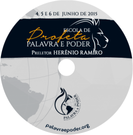 Produto - CD's Conferência de Profetas