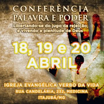 Notícia - Libertando-se do Jugo da Rejeição e Vivendo a Plenitude de Deus em Itajubá / MG