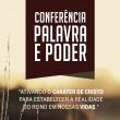 Notícia - Conferência Palavra e Poder