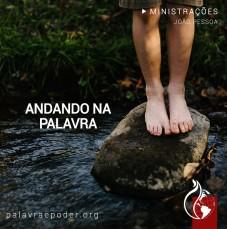 Imagem da ministração - Andando na Palavra
