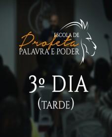 Album - Escola de Profeta - 3º Dia (Tarde)