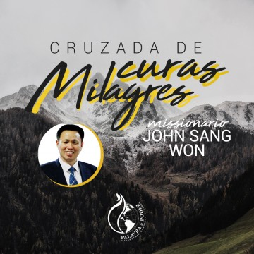 Notícia - Cruzada de Cura e Milagres