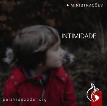 Imagem da ministração - Intimidade