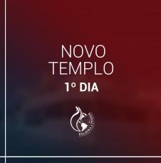 Galeria - Novo templo