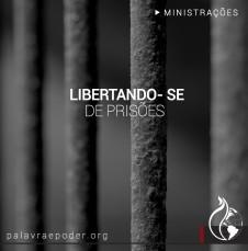 Imagem da ministração - Libertando- se de prisões